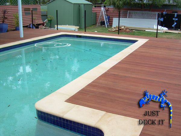 Inspiring Pool Decking #6 Swimming Pool Decking