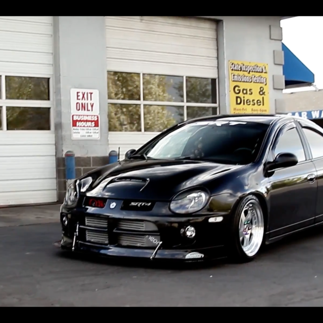 Video Slammed Dodge Neon Srt 4 Utah Srt 4s Srt Mopar Jeep