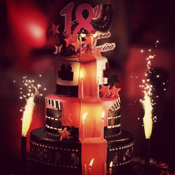 Pictures Of 18 Birthday Cakes Tumblr Kidskunst Info