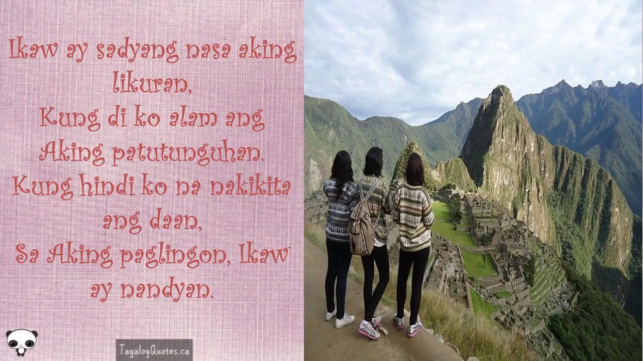 Tagalog Quotes About Friendship Tagalog Quotes About Friendship Friends For Life Kaibigan Https