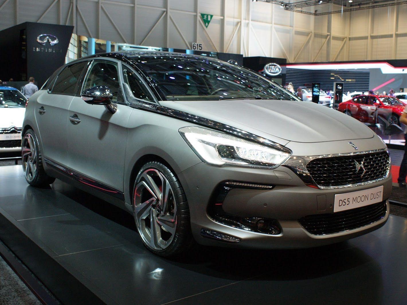 2020 Citroen Ds5 Performance Citroen Ds5 Citroen Car