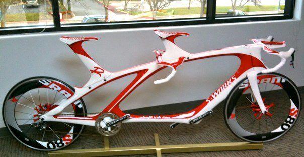 A tandem triathlon-geometry frame. WTF!  1fc6c00d6