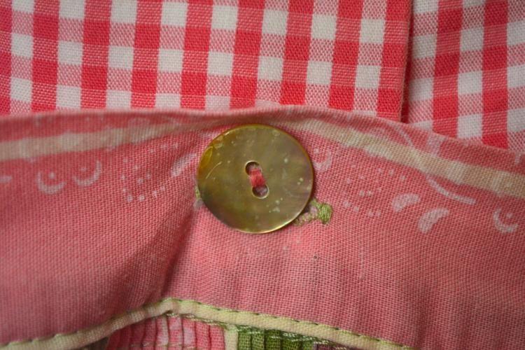 Hammerschmid Dirndl Tracht pink grün weiß 140 (mit Bildern ...