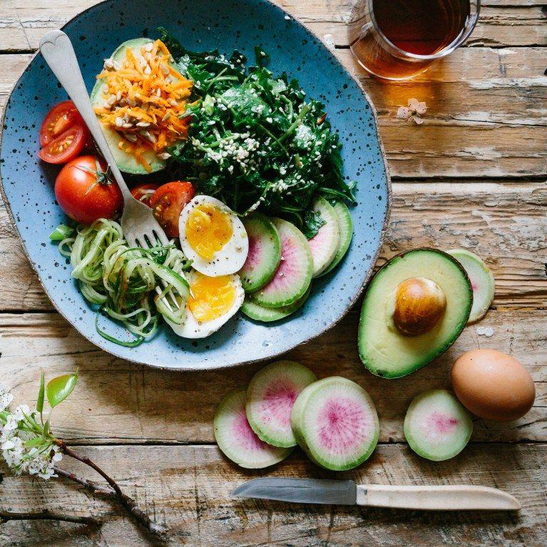 Anthony Berthou : 8 conseils pour manger équilibré pour