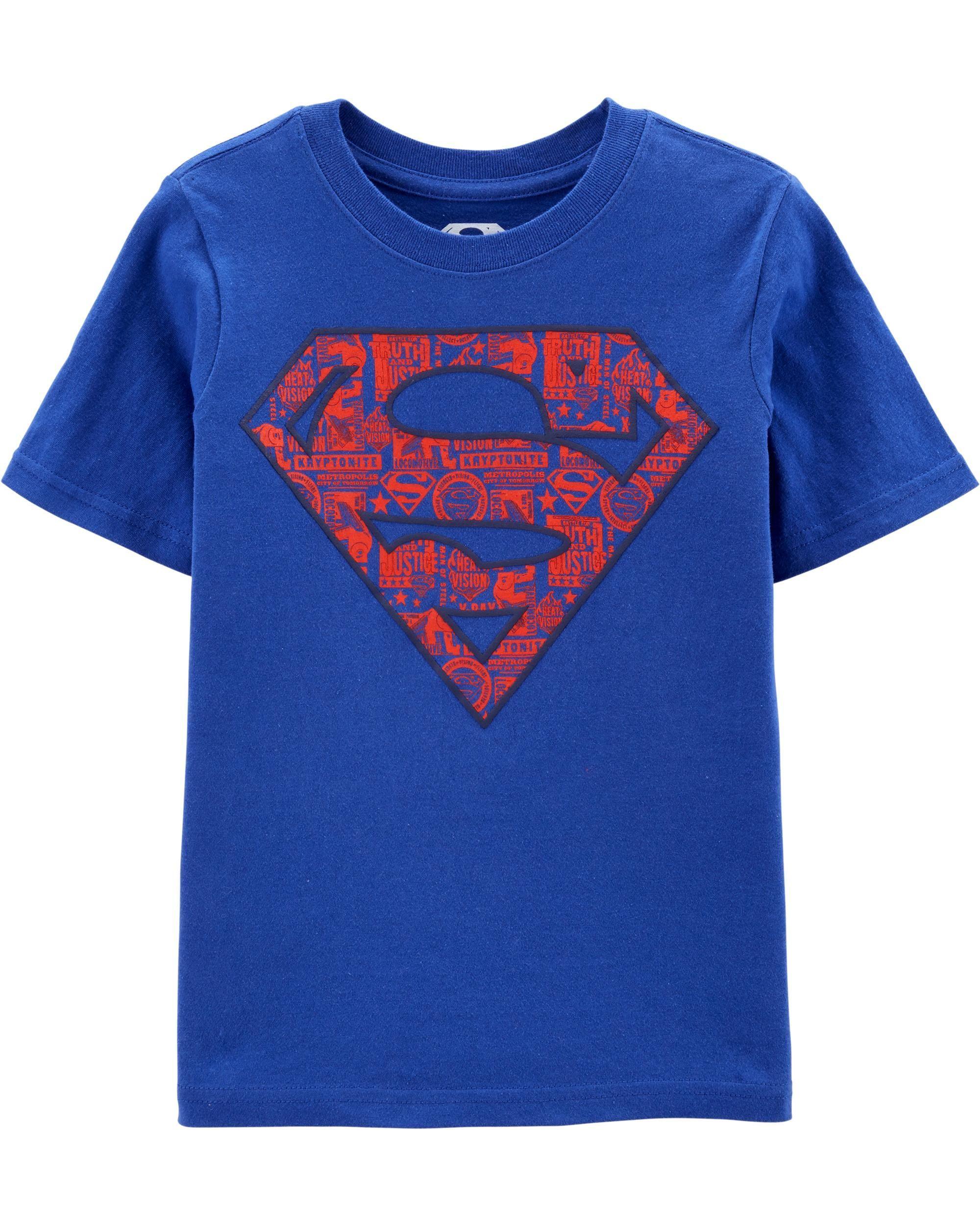 1a419984d Superman Tee | FOR BOYS | Boys, Carter kids, Tees