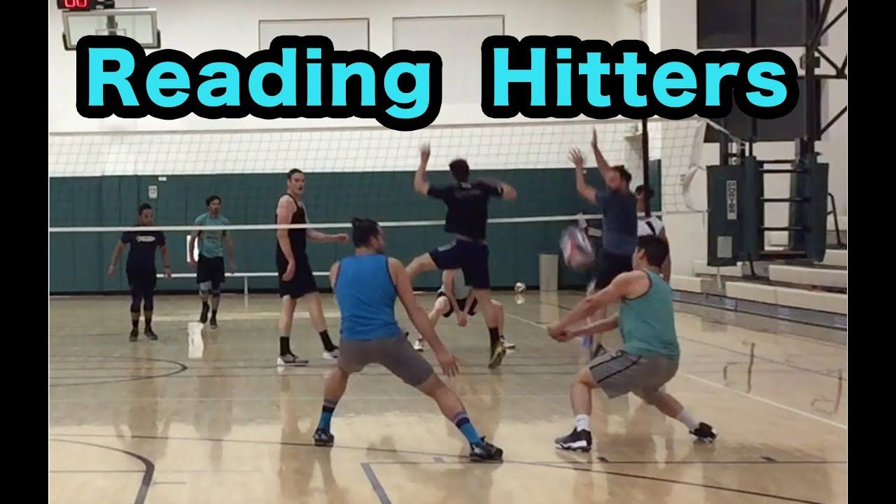 Reading Hitters Part 1 2 Volleyball Defense Tutorial Youtube In 2020 Volleyball Workouts Volleyball Skills Volleyball Training