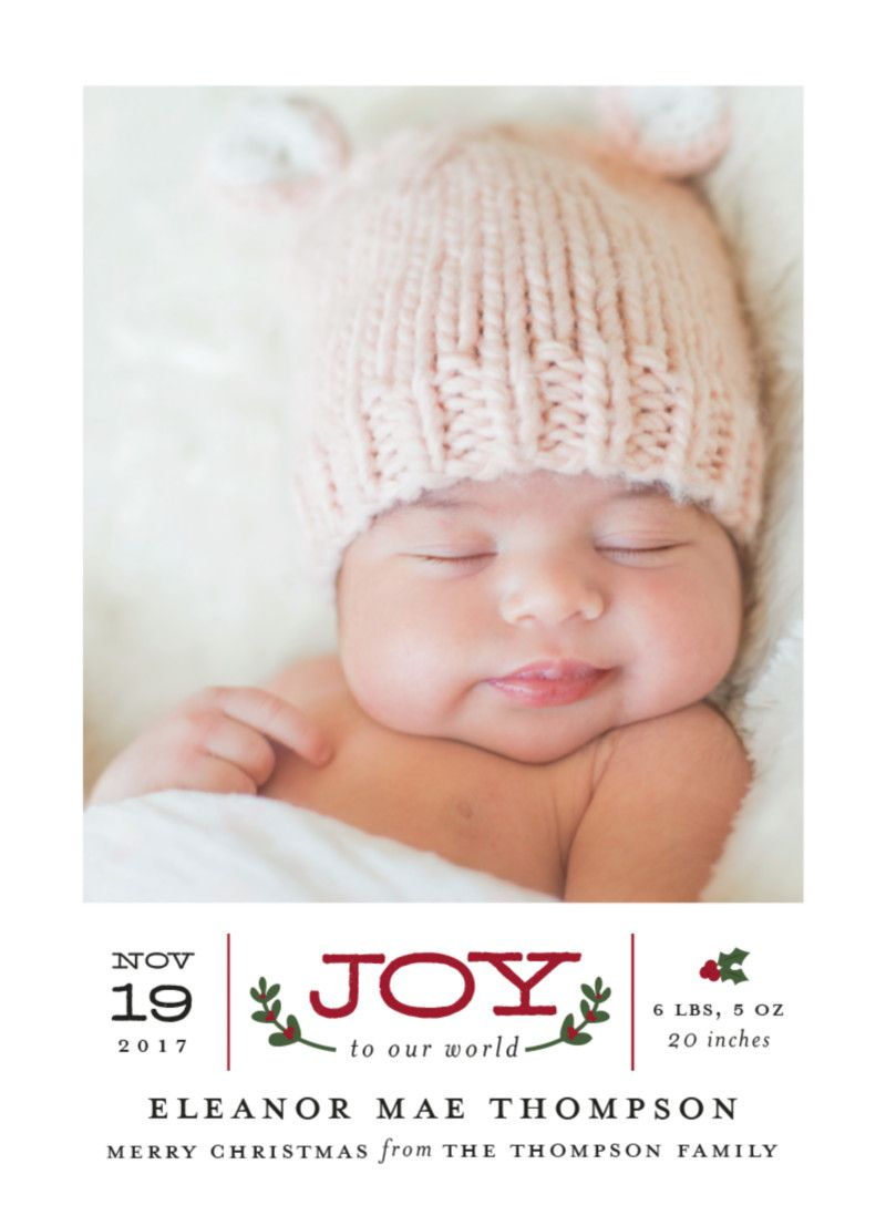 Joy to our world by minted artist sarah guse brown