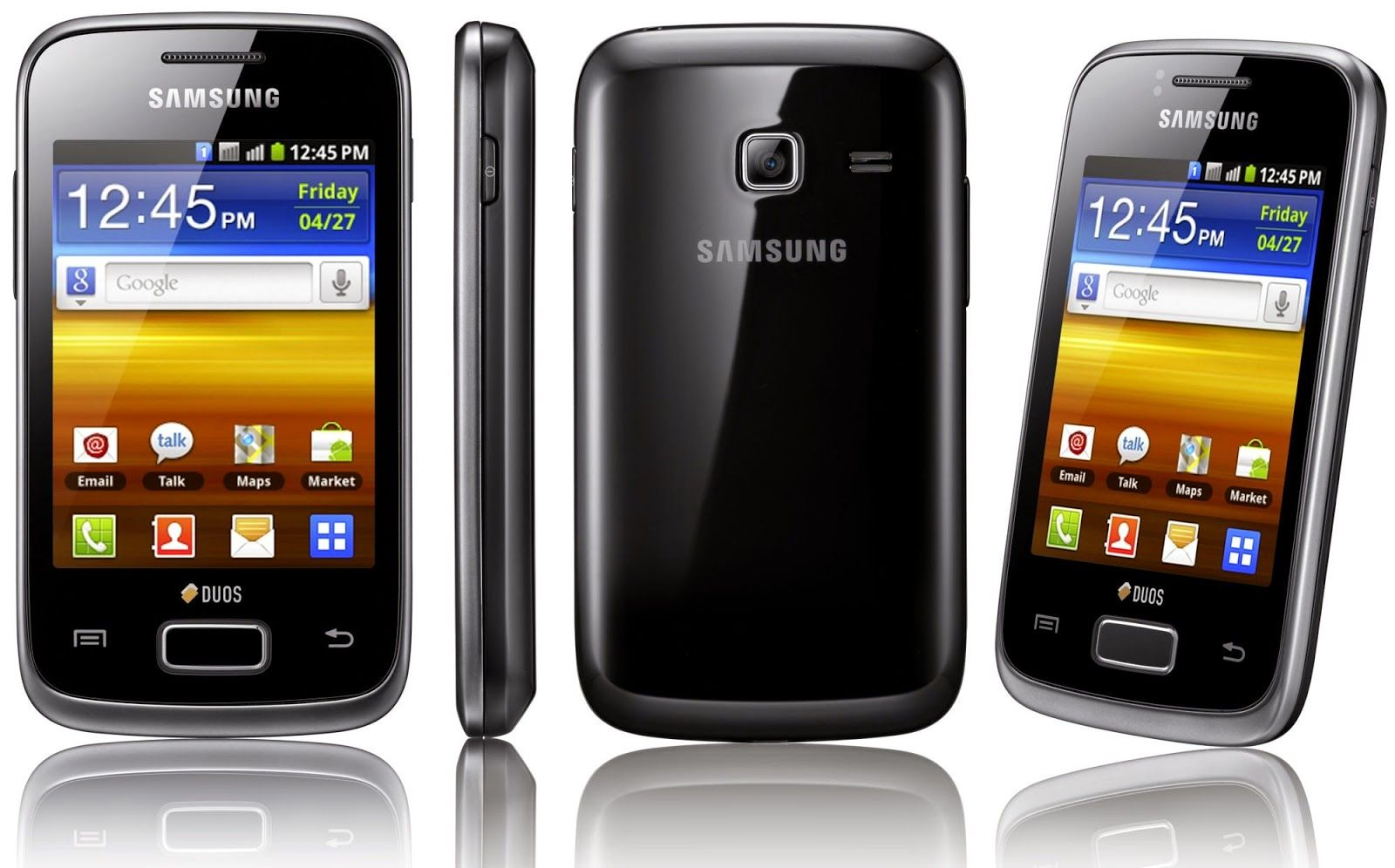 The Samsung Galaxy Y handset users are recommended to flash the official  Firmware in their devices for further up-gradation.