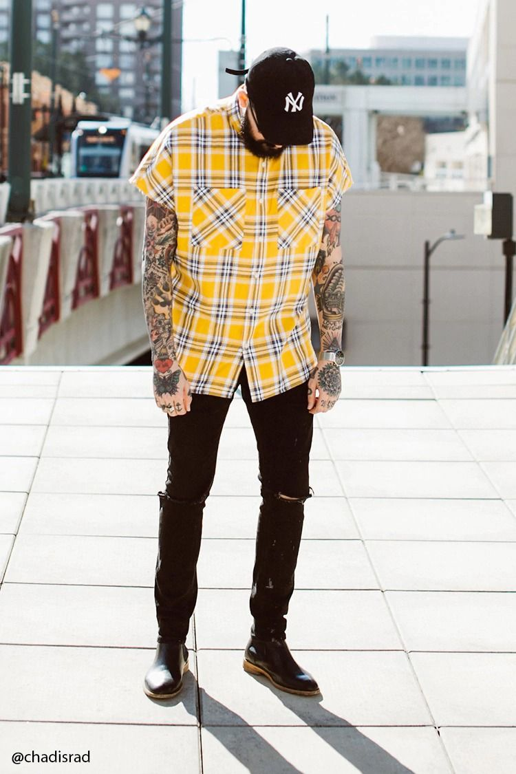 To acquire How to short wear sleeve flannel picture trends