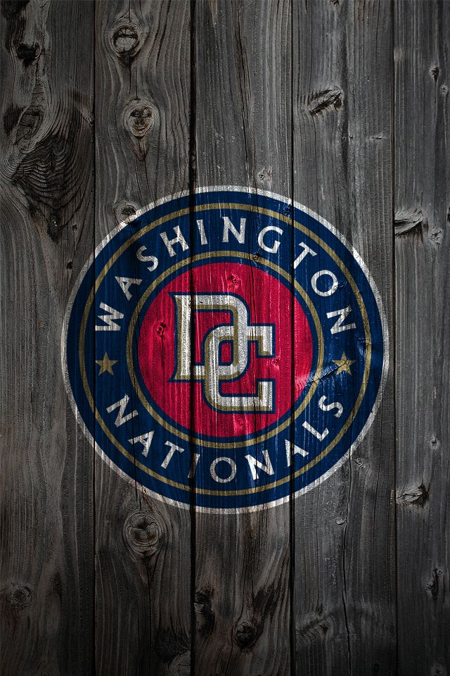 Washington Nationals iPhone Wallpaper Background