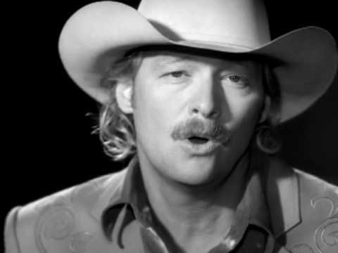 Alan Jackson When Somebody Loves You With Images Alan Jackson