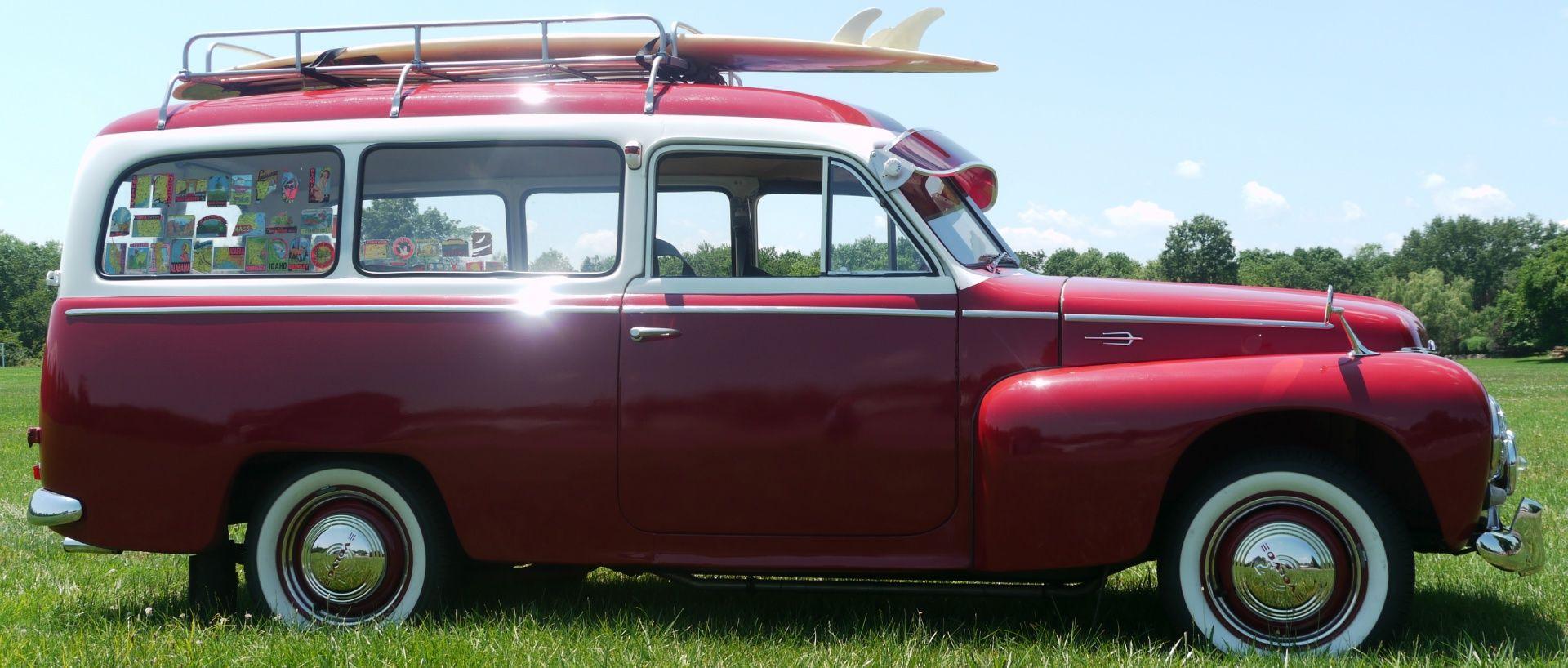 1959 Volvo Duett PV445 Stock 59VOLVO for sale near New