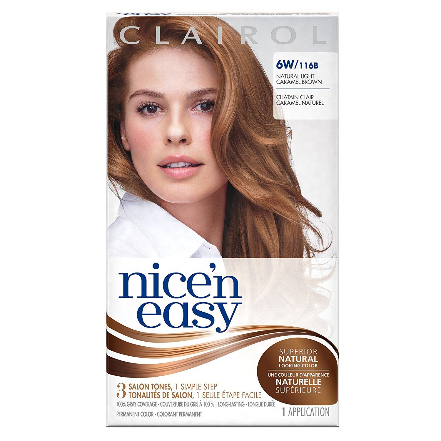 Clairol Caramel Hair Color - Best Safe Hair Color Check more at ...