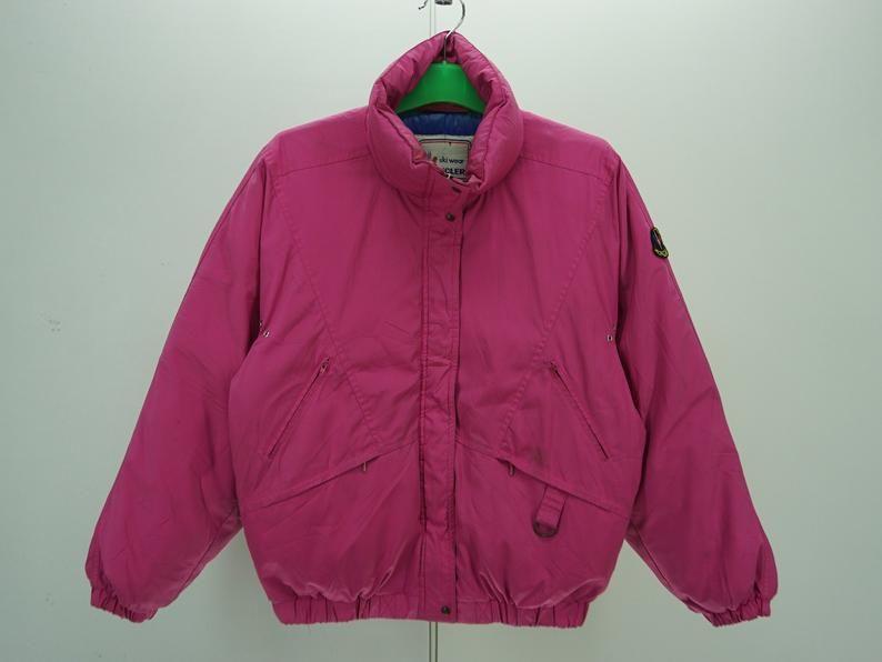 acfb7d630 Moncler Grenoble Down Jacket Womens Size M/L 80s Moncler Puffer ...