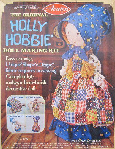 Avalon original holly hobbie doll making complete kit makes 9 12 avalon original holly hobbie doll making complete kit makes 9 12 decorative american greetingsholly m4hsunfo