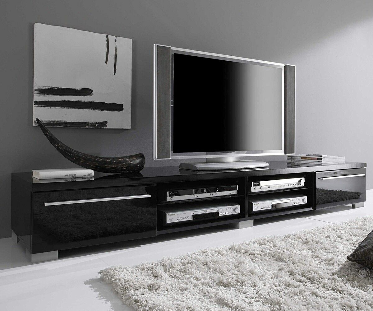 Meuble Bas Tv But -  Tonnant Meuble De Tele Noir D Coration Fran Aise Pinterest[mjhdah]http://www.matelpro.com/media/catalog/product/cache/1/image/9df78eab33525d08d6e5fb8d27136e95/m/e/meuble_tv_design_laqu_noir_melvine.jpg