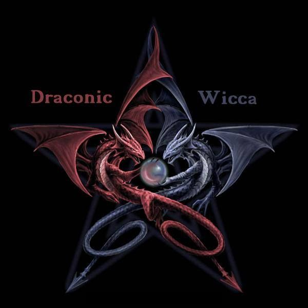 draconic wicca | wiccan symbols, symbols and dragons