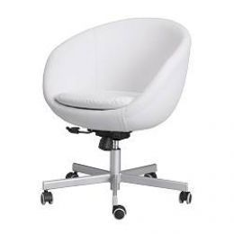 Pleasing Cool Spinny Bedroom Chair In 2019 White Desk Chair Ikea Pabps2019 Chair Design Images Pabps2019Com