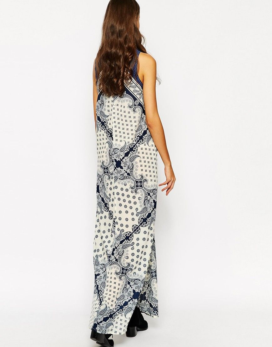 Tea Length Scarf Dresses