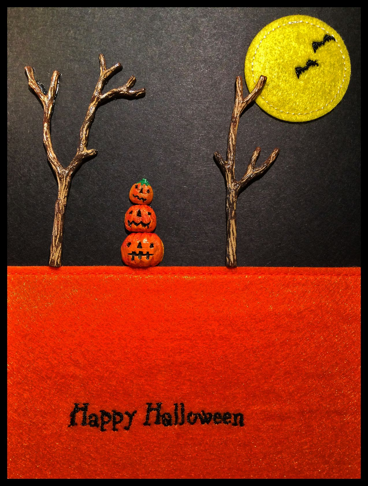 One of our favorite cards from Papyrus. Happy Halloween!