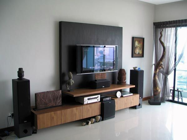 40 Unique Tv Wall Unit Setup Ideas Ekstrax Small Living Room Design Living Room Tv Wall Living Room Inspiration