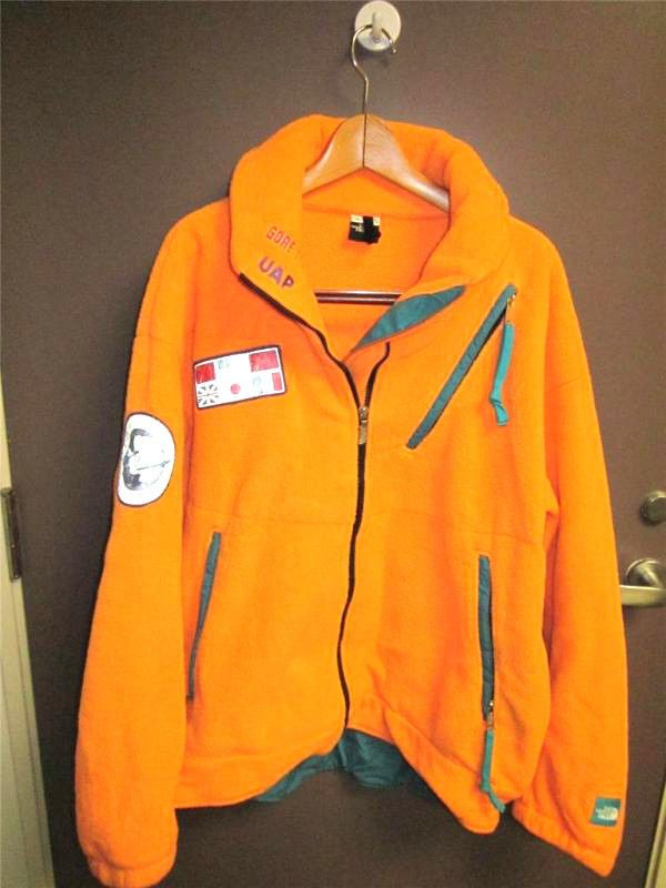 c857ab0e44c7 ULTRA RARE Vintage The North Face Trans Antarctica Expedition Fleece Size XL