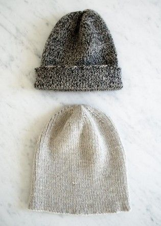 The Boyfriend Hat Knitted Hats How To Purl Knit Hat Knitting Patterns