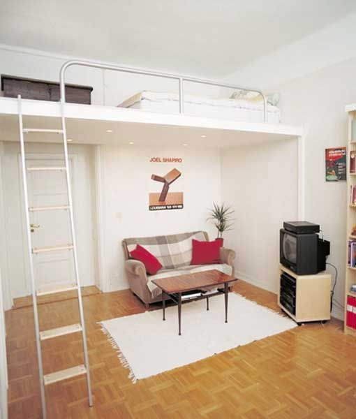 21 Loft Beds in Different Styles, Space Saving Ideas for Small ...