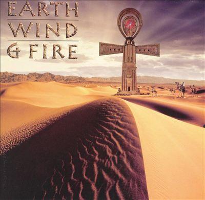 Funk-Disco-Soul-Groove-Rap: 1997 - Earth, Wind & Fire – In The Name Of Love