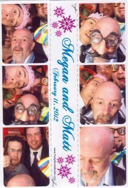 More photos from Megan and Matt's wedding!