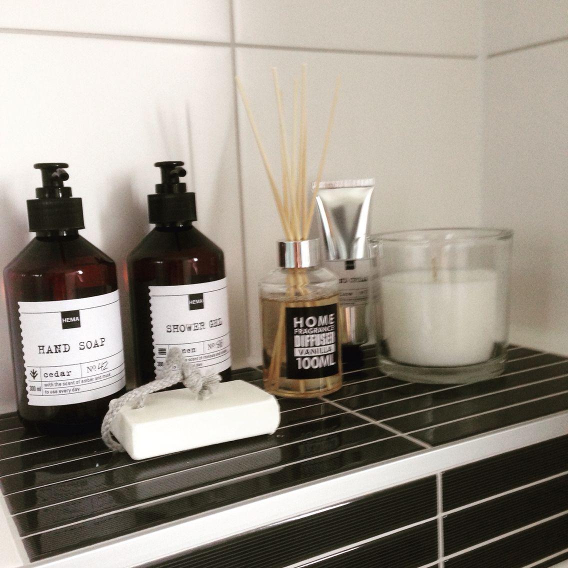 Hema accessoires in de badkamer | Hema | Pinterest | Toilet ...