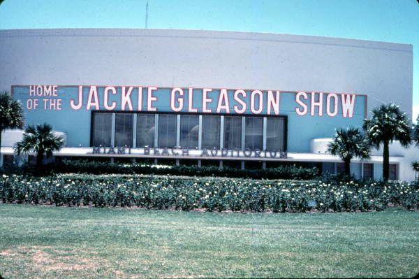 Florida Memory Miami Beach Auditorium Was Once Home To The Jackie Gleason Show