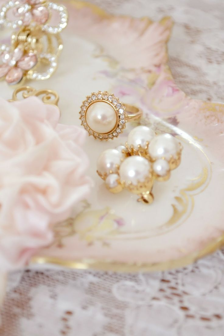Pretty Pearl Jewelry ~
