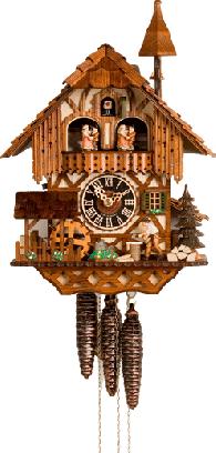 Holzhacker Kuckucksuhr Cuckoo Clock Cuckoo Clock