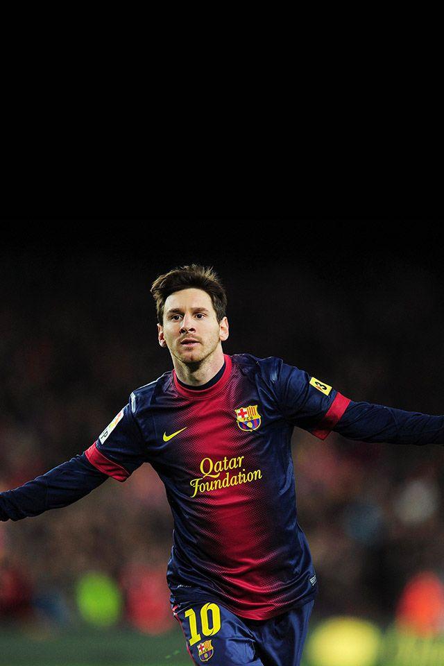 Free Ios 7 Lionel Messi Barcelona Lionel Messi Messi Soccer