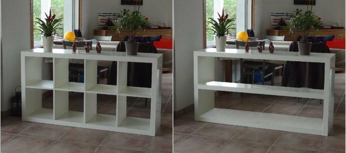 Bücherregal expedit  Ikea Expedit- außergewöhnliche Ordnung nach schwedischer Art ...