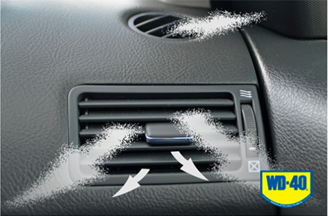 WD40 Argentina (WD40Argentina) Car air conditioning