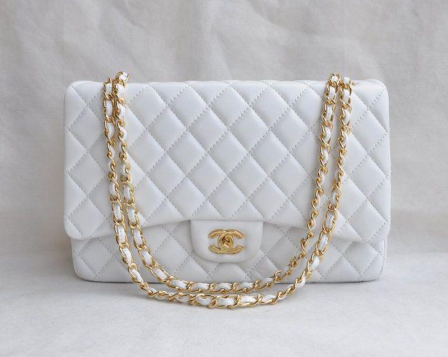White Chanel Bags Google Search