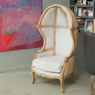 Room · Christopher Knight Home Mumbai Hooded Chair ...