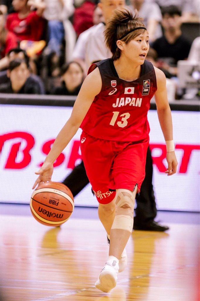 女子バスケットボール 富士通レッドウェーブ 町田瑠唯がかわいい 女子バスケットボール バスケットボール 町田