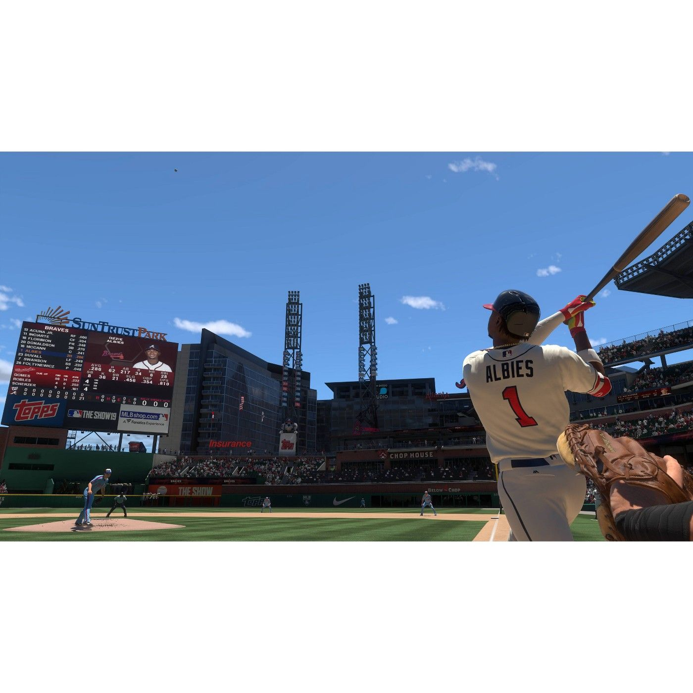 Mlb The Show 19 Playstation 4 Affiliate Show Ad Mlb Playstation Mlb The Show Mlb Playstation