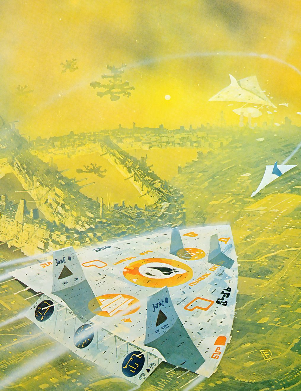 chris foss - the space hounds of ipc