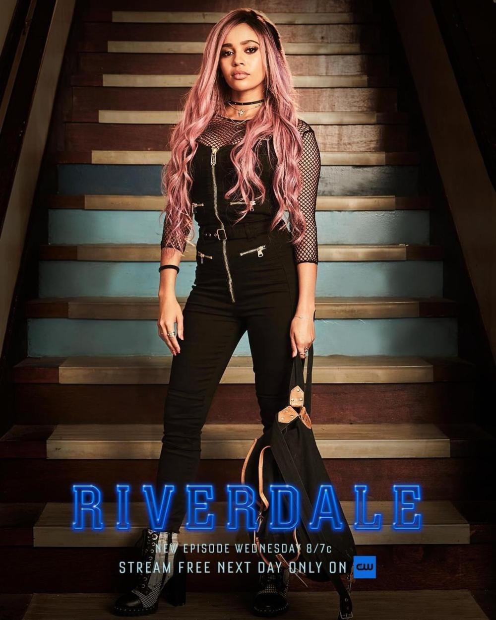 Riverdale Season 4 Toni Topaz Poster By Artlover67 On Deviantart Riverdale Fashion Riverdale Riverdale Cheryl