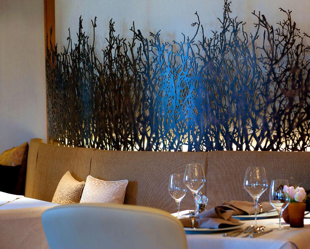 """Hotel Landhaus Wachtelhof designed by JOI-Design: Restaurant """"Die Wachtelei"""" ©JOI-Design"""