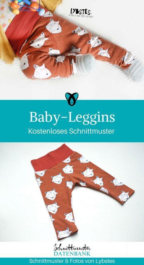 ᐅ Babystern nähen: Schnittmuster für Babies zwischen 5 - 10 Monaten #strickenundnähen