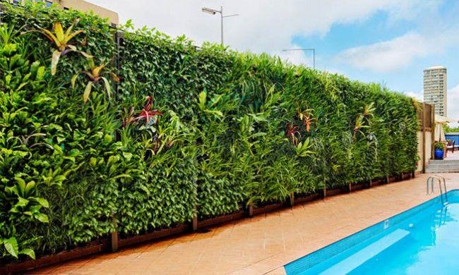 como hacer jardines verticales para interiores buscar con google