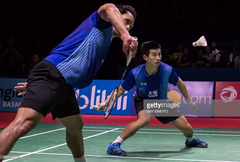 Pin oleh Badminton Collection di Men's Double