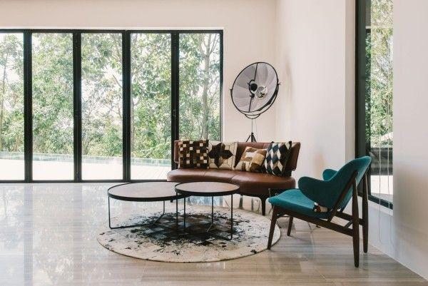 Perfekt Moderne Architektur Idee Für Die Wohnzimmereinrichtung
