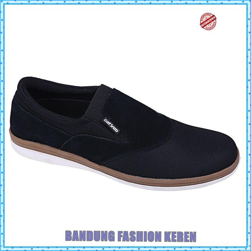 Sepatu Casual Pria Nt 049 Produk Fashion Handmade Terbaik 100 Persen Asli Produk Indonesia Asal Bandung Kota Paris Van Java Produk Terbar Sepatu Hitam Pria