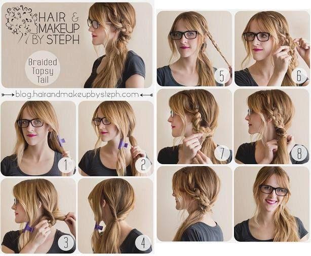 Amazing 1000 Images About Hair On Pinterest London Fashion Braid Short Hairstyles Gunalazisus